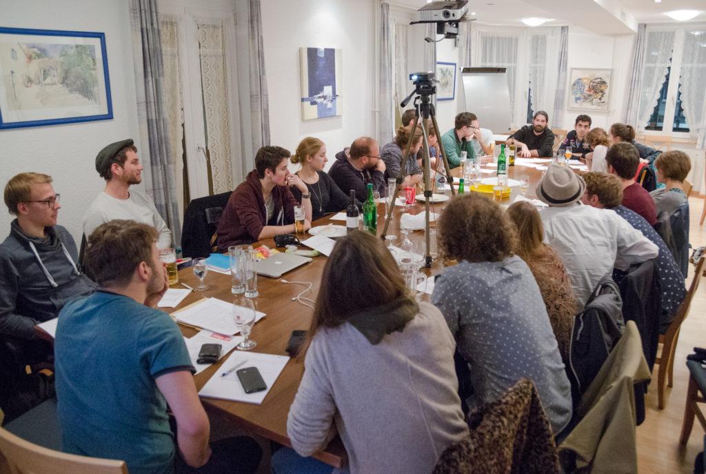 Junge SP Region Olten nominiert KandidatInnen für Kantons- und Gemeinderat