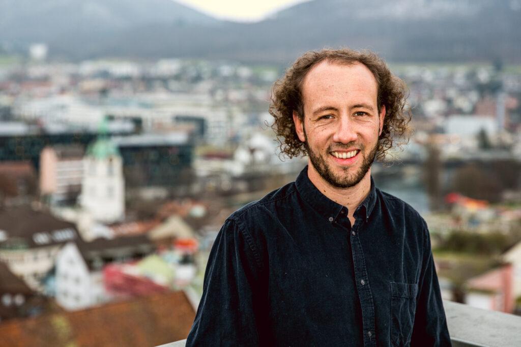 Florian Eberhard - Gemeindeparlament 2021